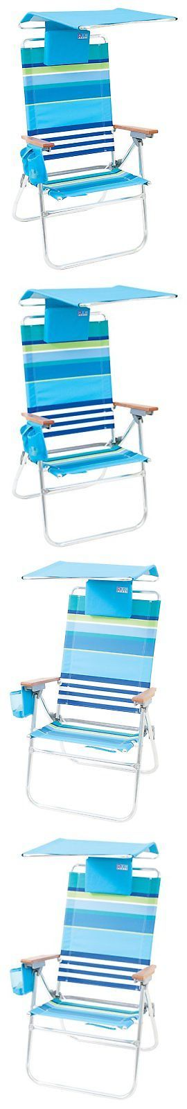 Chairs 79682: Rio Brands Hi More Than A Stripe Boy Beach Chair, Blue -> BUY IT NOW ONLY: $61.97 on eBay!