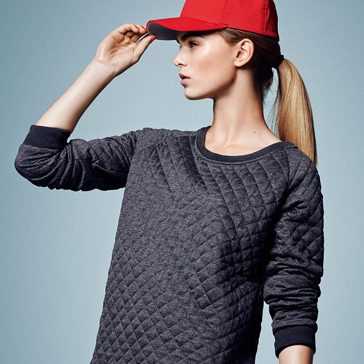 Magasin Brand sweatshirt from Magasin by Magasin SS14 #magasindunord www.magasin.dk