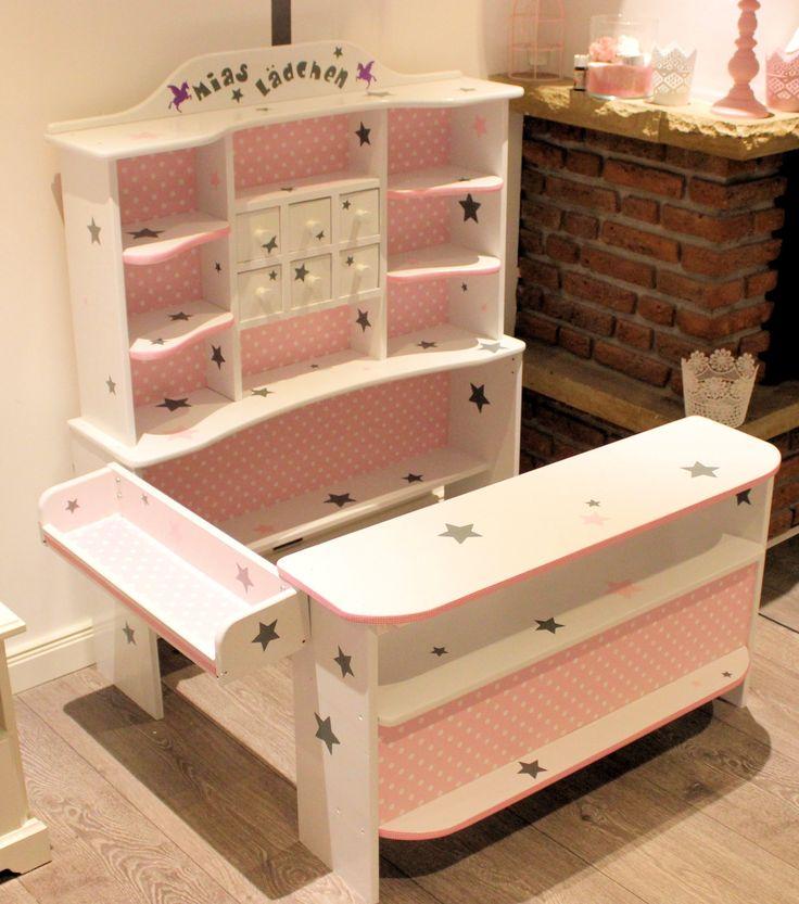 17 best images about kaufladen und kinderk che on pinterest deko products and shabby chic. Black Bedroom Furniture Sets. Home Design Ideas