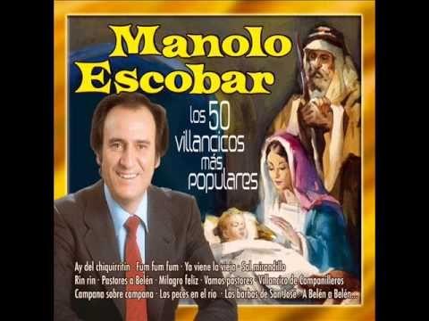 "Manolo Escobar ""Gatatumba tumba tumba"" - YouTube"