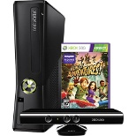 Host a fun game night for your family and friends with this Xbox 360 and Kinect prize. The Kinect sensor with full-body tracking allows you to play games with your body as the controller! This bundle includes an Xbox 360 250GB Console, Kinect Sensor for Xbox 360, Kinect Adventures Game, Xbox 360 Wireless Controller (black), Xbox 360 Composite A/V cable and one month Xbox Live Gold Membership.