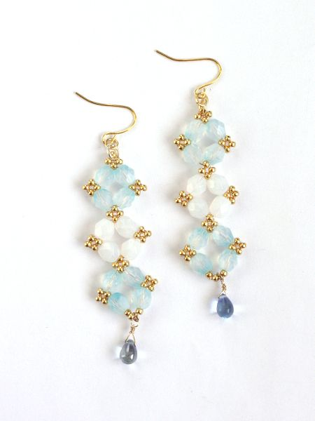 Craft Tutorial: Chan Luu knockoff Earrings - I am going to make these!