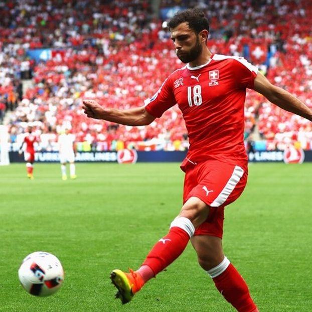 Admir #Mehmedi #Svizzera