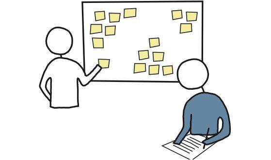 Kort sortering kan være et meget værdifuldt redskab til at bestemme, hvordan I skal kategorisere oplysninger, der vises på jeres brugergrænseflade. Denne metoder involverer typisk brugerne og resultatet kan bruges til at udarbejde arkitekturen af jeres applikation, hjemmeside, software med flere. Med andre ord, vil I finde ud af, hvor jeres målgruppe forventer at finde jeres indhold. Med denne oplysning kan I skabe en god betingelserne for at opbygge en logisk og intuitiv struktur.