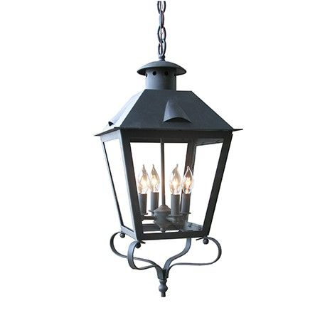 Charges Outdoor Hanging Lantern