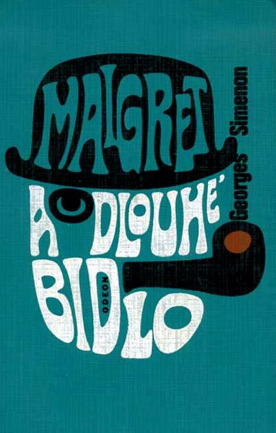 Czech Book Covers
