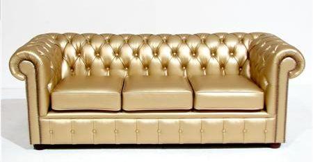 El Sofá Chesterfield