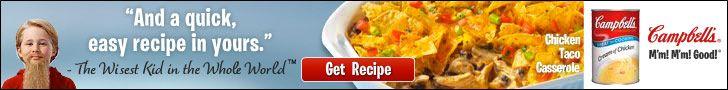 10 Favorite Freezer Recipes: Baked Goods