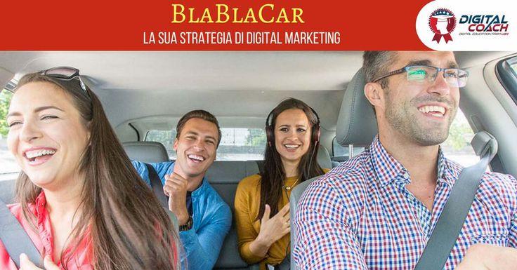 BlaBlaCar è la più grande community al mondo per i viaggi in auto condivisi. Scopri la sua strategia di digital marketing in questa video intervista.