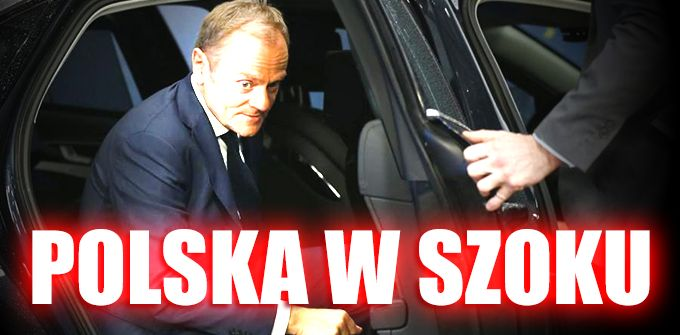 """Będzie afera na cały świat! """"Tusk jako premier był sterowany przez …"""