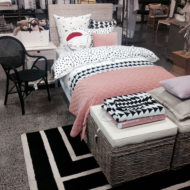 Lovely kids bedroom set up at our Grey Lynn Store.