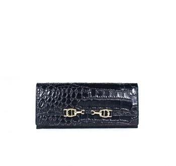 Aigner - Portemonnaie ALL IN schwarz Schwarz. Auch ein schönes Portemonnaie kann entzücken. Dieses Aigner Portemonnaie WIRD entzücken!