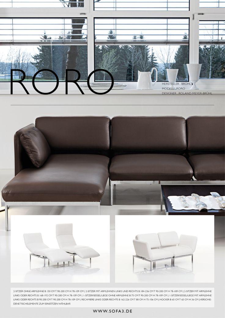 #roro #brühl #bruehl #roland #meyer-brühl #sofas #sofa #sofa3 #heidelberg #germany #kurfürstenanlage 3  #www.sofa3.de #info@sofa3.de #+49(0)622121001