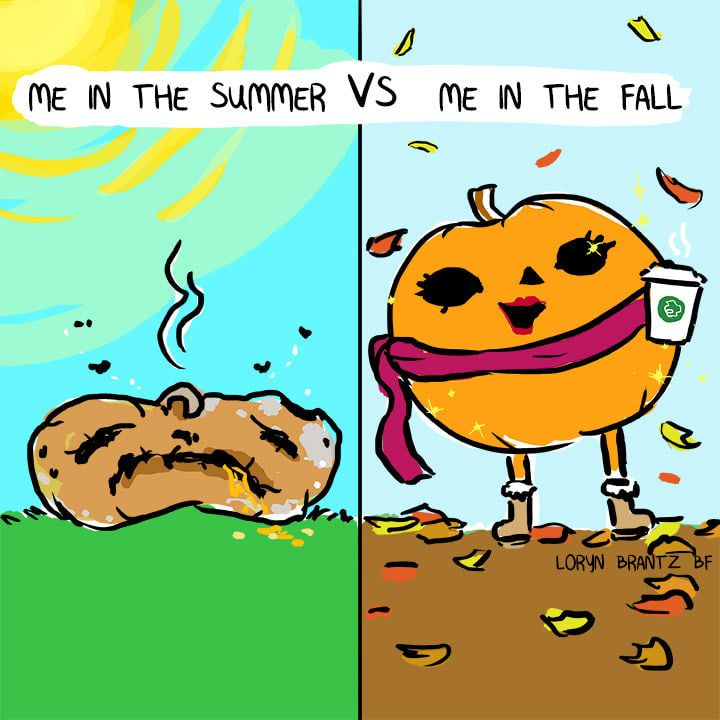37 Wholesome Things To Make Sure You Do This Fall Fall Humor Fall Memes Halloween Funny