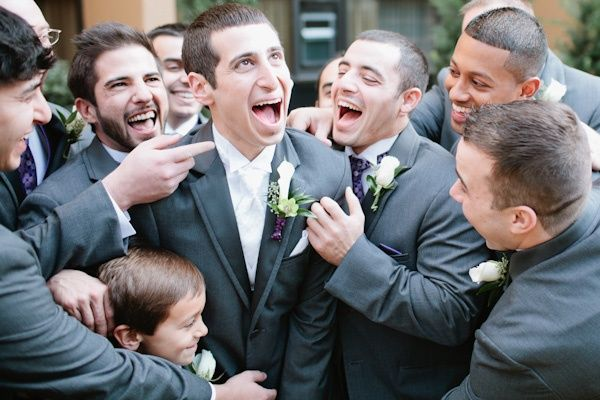 5 tips on how to be a great groomsman - Wedding Party
