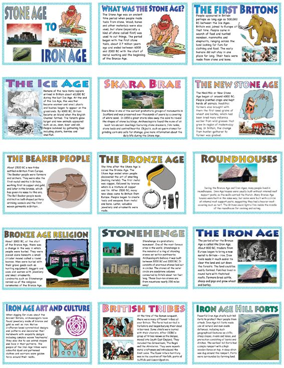 stone age to iron age ks2 - Google Search