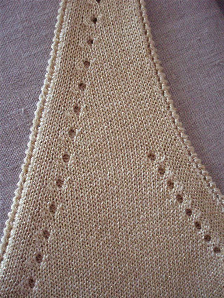 Increase Decrease Knitting Stitches : 300 best images about Decrease, increase on Pinterest The stitch, Knitting ...