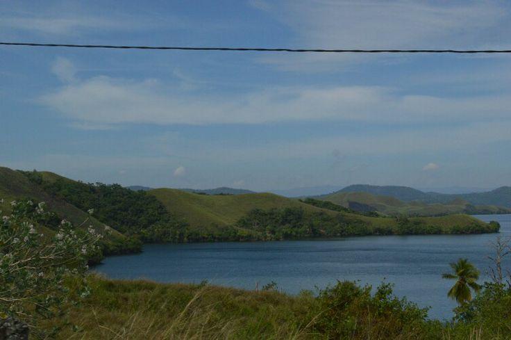 Sentani Lake, Papua