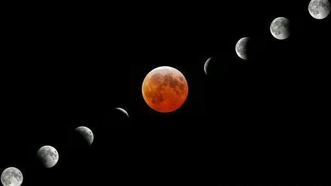 Eclipse total: Una luna de sangre aparecerá en Martes Santo