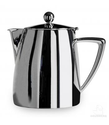 Haha. Deco coffeepot!