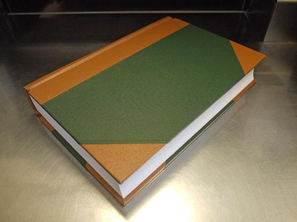 Leather Book Cover Material : Best images about bookbinding projects on pinterest