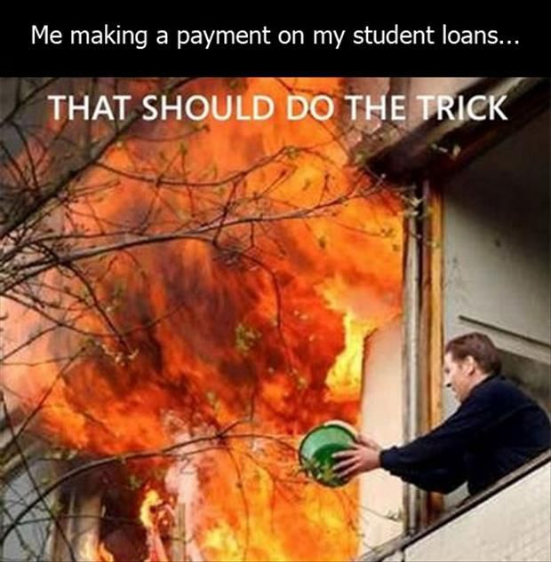 49 Funny Pictures for Today Pay off Debt, Student Loan Debt #debt
