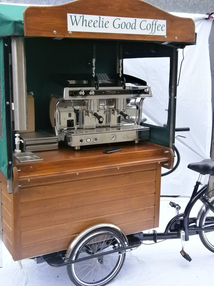 Coffee Carts - Hot Dog Cart,Food Cart,Ice Cream Cart,Ice Cream Bike ...