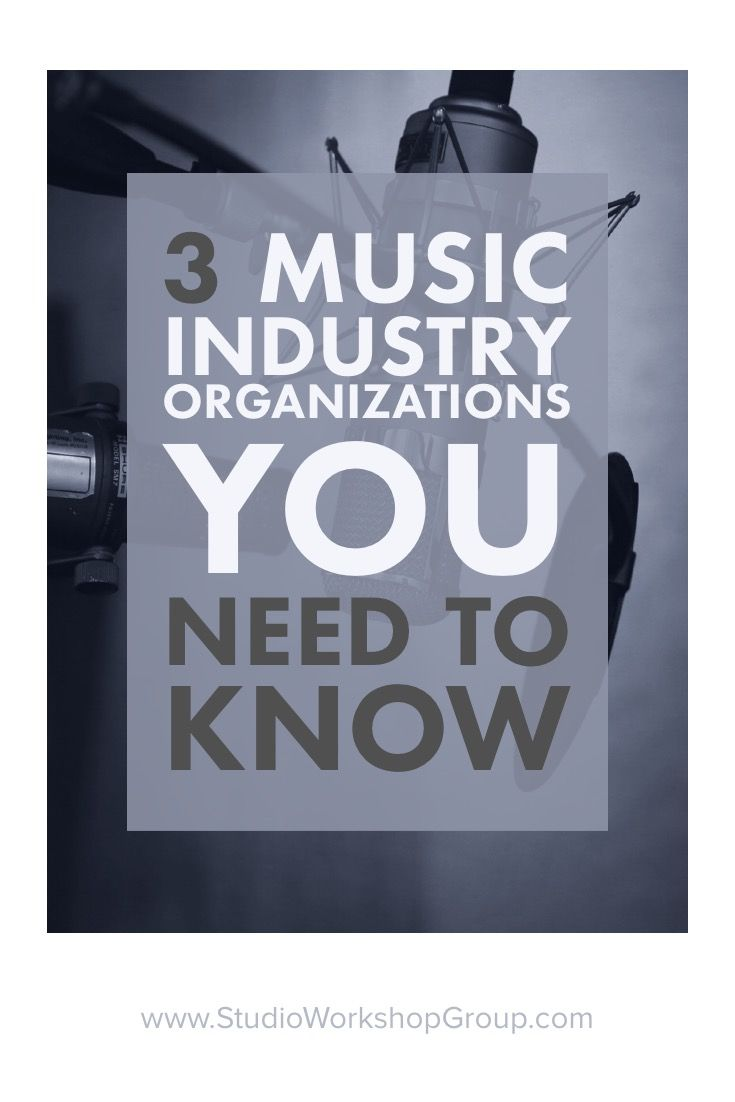 Three Music Industry Organizations You Need To Know Instagram Squarespace Strategy Design In 2020 Artist Management Music Music Industry Music Business