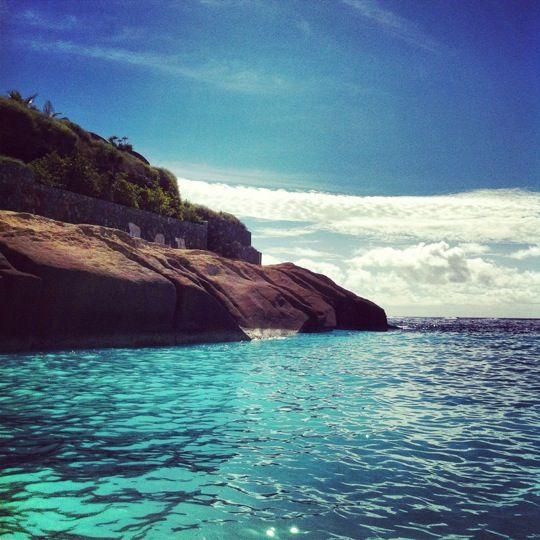 Playa in costa adeje tenerife geweest in september 2012 for Go fit piscinas san miguel