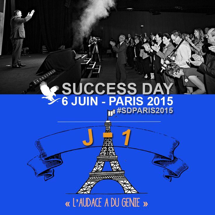 Paris se hâte de vous voir demain !!! Et se demande si vous êtes bel et bien prêts pour un samedi extraordinaire ?! #SDPARIS2015
