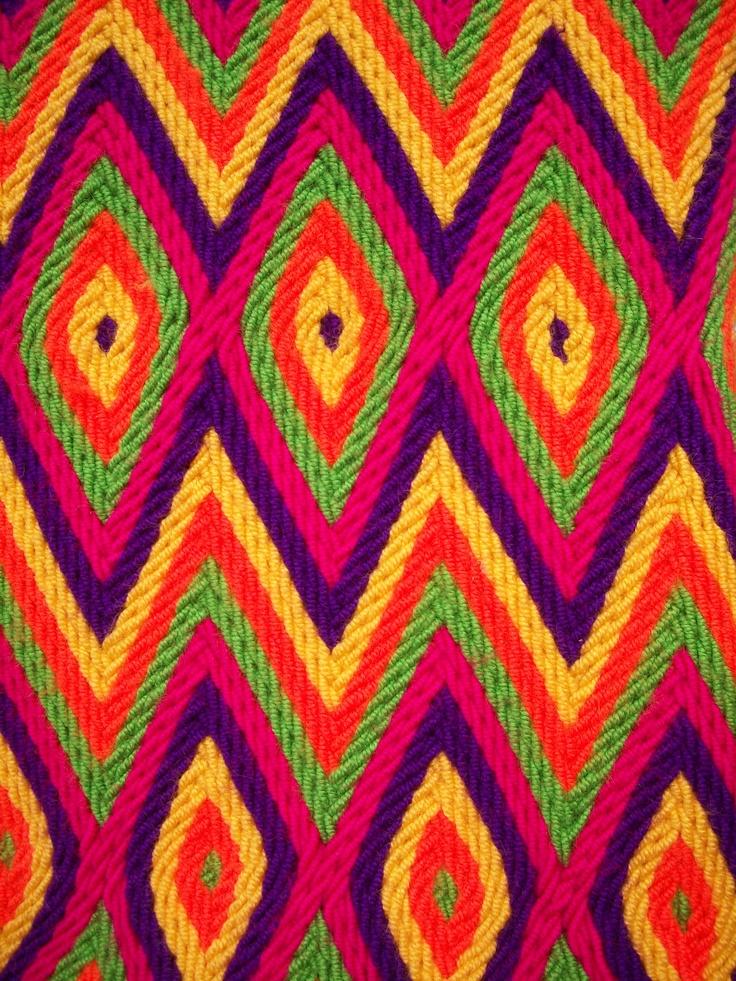 tejido wayuu #asonia #ply-split braiding
