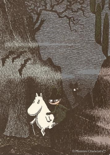 Moomins woodland