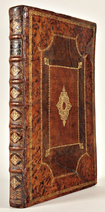 HET GROOTE TAFEREEL DER DWAASHEID. VERTOONENDE DE OPKOMST, VOORTGANG EN ONDERGANG DER ACTIE, BUBBEL EN WINDNEGOTIE, IN VRANKRYK, by [Mississippi Bubble] [Amsterdam], 1720. Frontis. Large folio. Contemporary paneled calf, ornate gilt covers and spine, black gilt morocco label. Remarkably clean and bright. Bookseller's label pasted to front free endpaper. An excellent copy, with additional engraved plate l... more Offered By William Reese Company - Americana