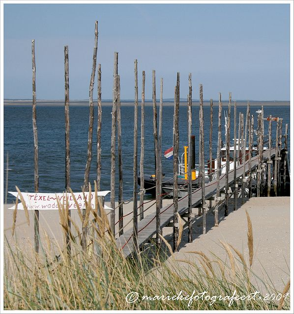 From Texel to Vlieland.....
