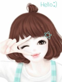 Korean Anime | Little•Purple•Line