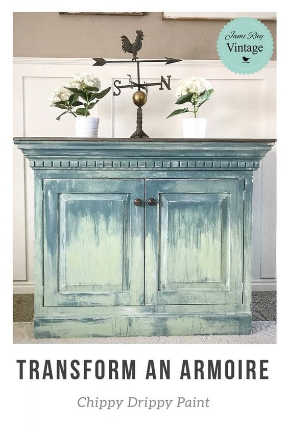 how to transform an armoire upcycled and painted paint furniture rh pinterest com