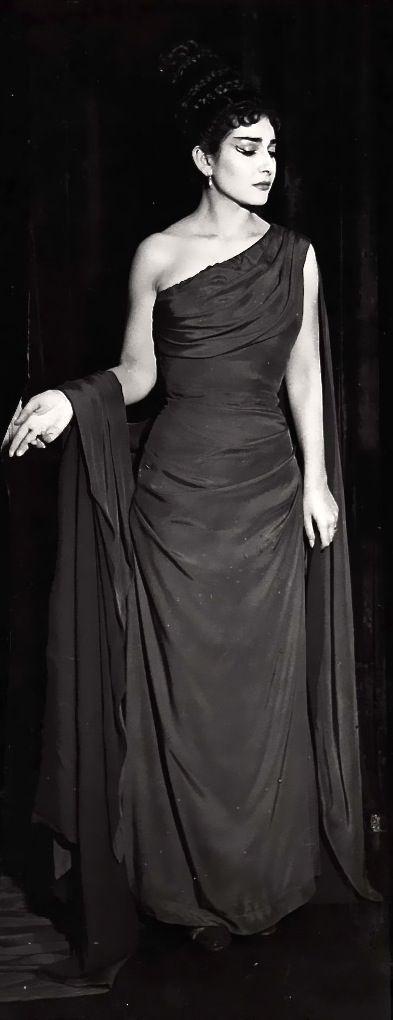 Maria Callas - Alceste Watching Philadelphia, I fell in love with Callas' voice.