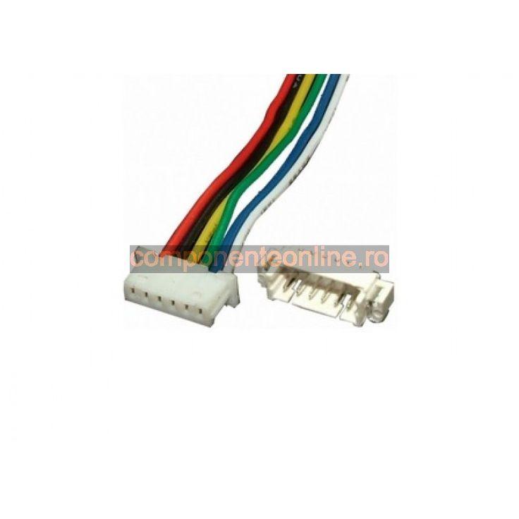 Cablu de semnal, 6 pini, 15cm - 173221