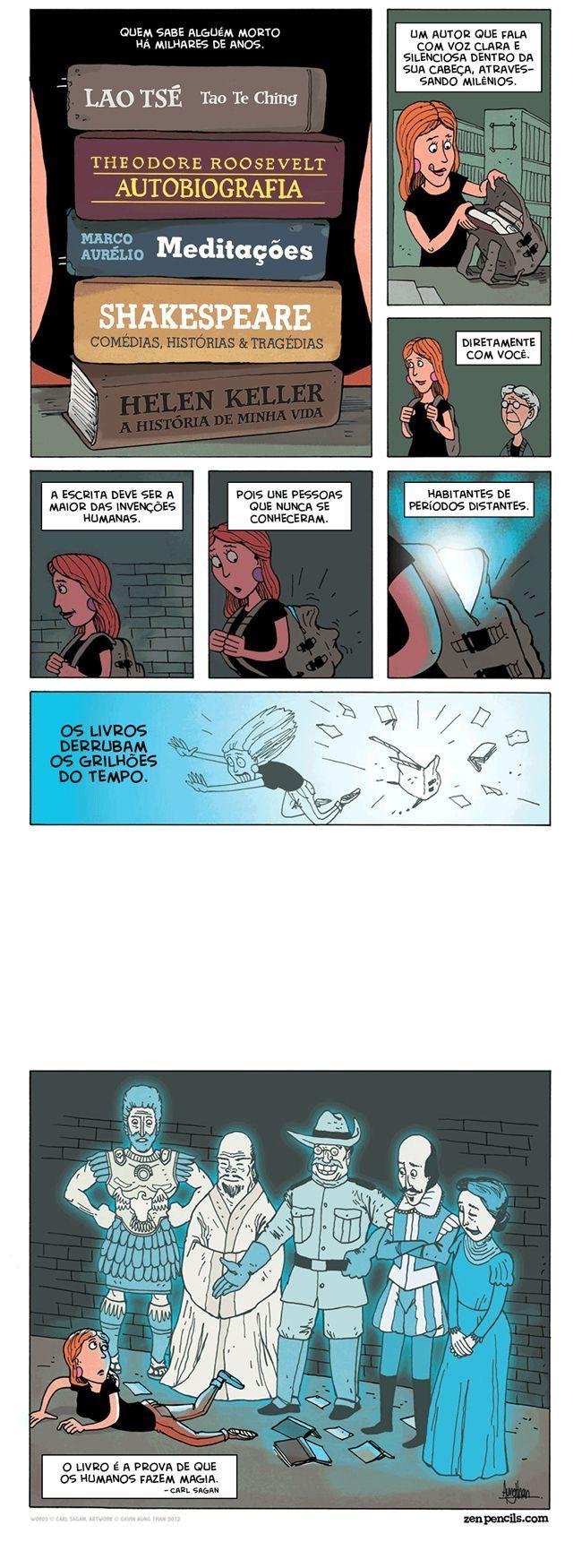 500 best EDUCAÇÃO images on Pinterest   Comic strips, Comics and ...