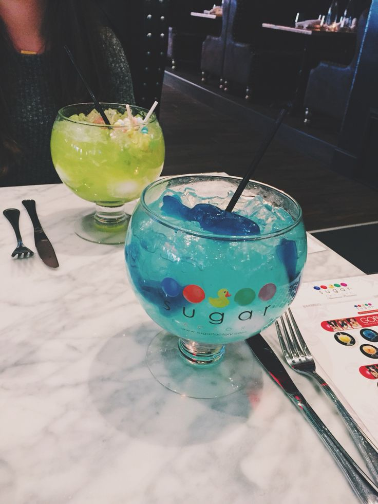 Sugar Factory American Brasserie Grand: Drinks (alcoholic Or Non) From The Sugar Factory Chicago