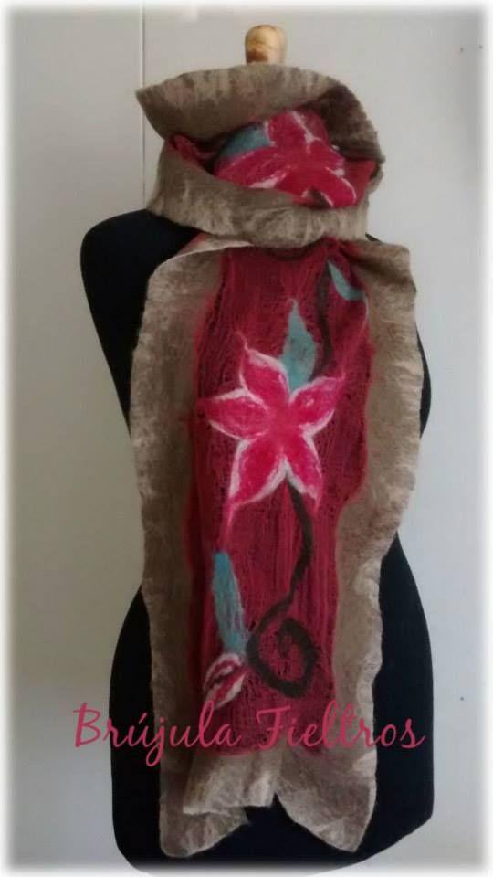 Bufandas y echarpes