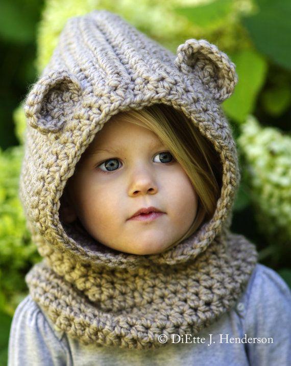 24 besten Hoodie Bilder auf Pinterest | Häkeln, Hut häkeln und ...