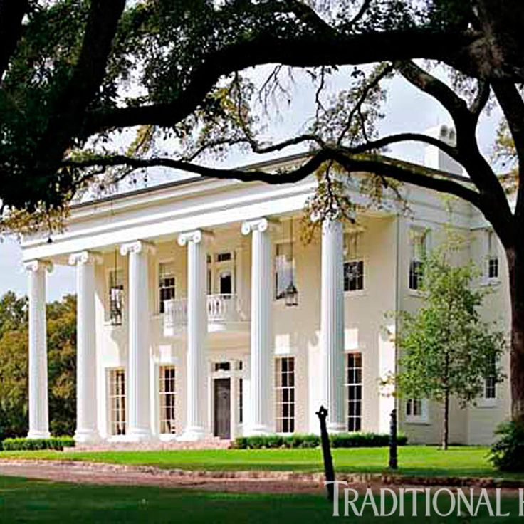 25 best ideas about Greek revival home