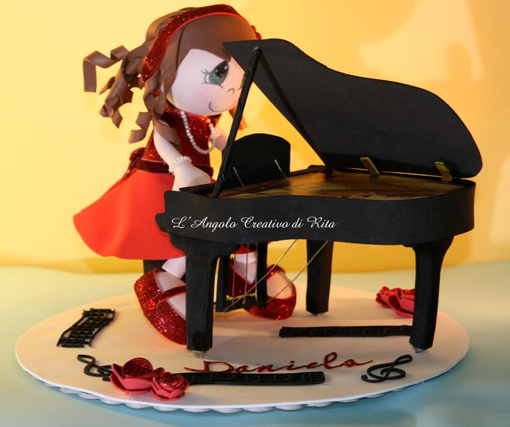Un top torta per una musicista speciale!