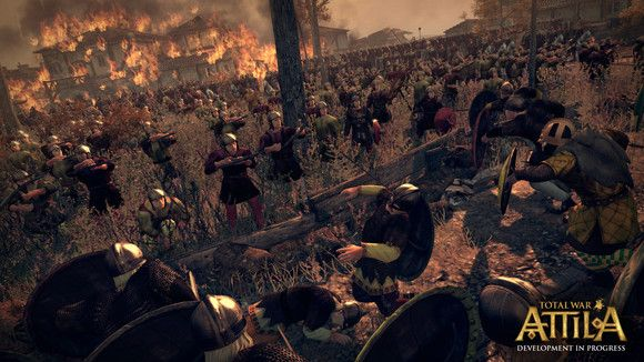 Total War: Attila review: Some men just want to watch the world burn