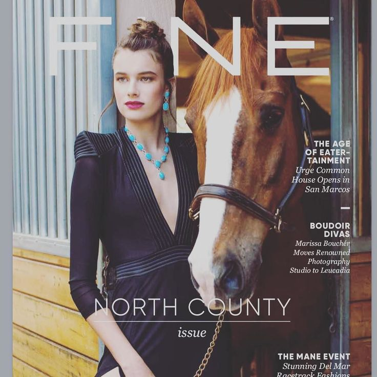 Look at what @amydavis_stylist and @deenasavvy created on this cover!! Saddle Up and go to The Del Mar Races @delmarracing Adventure Elegance on OPENING DAY!! Check it out in this July issue of @finemagazine  Great look for a day at the races! @delmarracing Studio Savvy Salon Is The Proud Sponsor For The Famous Hat Contest.. We had a blast on location for this shoot at Foxx Horse Farm for @finemagazine editorial.  Creative Co-Direction:  @deenasavvy @amydavis_stylist  #hair @deenasavvy…