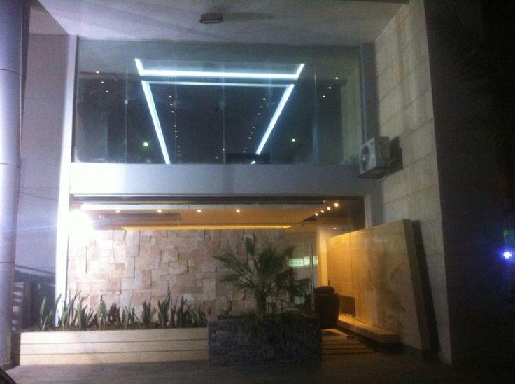 Offices, showroom, decoration, design, architect, decoration, stones, marble