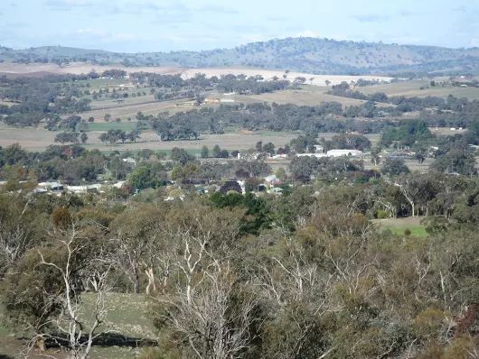 Town of Cootamundra New South Wales, Australia