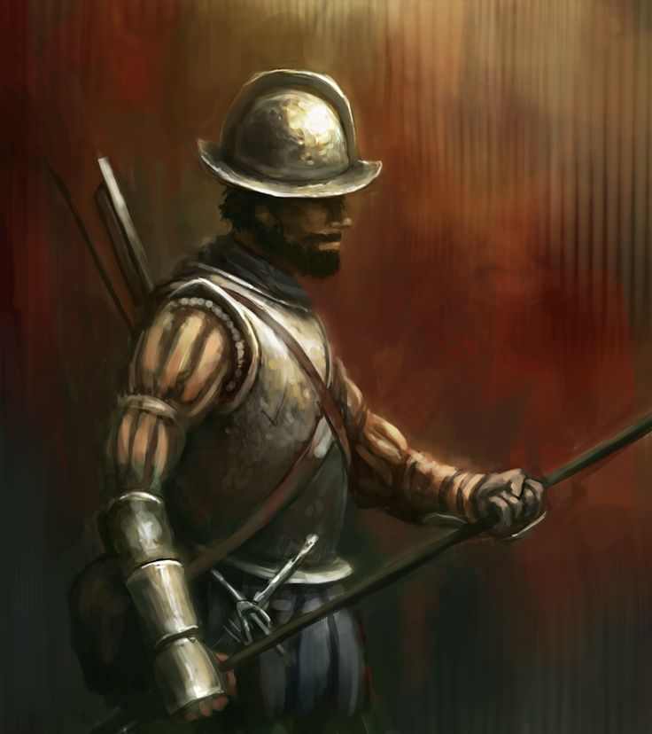 Conquistador by Odobenusdeviantartcom on deviantART 10 best