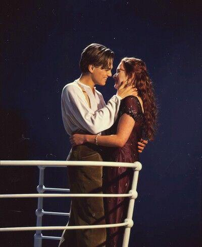 Titanic - Rose and Jack